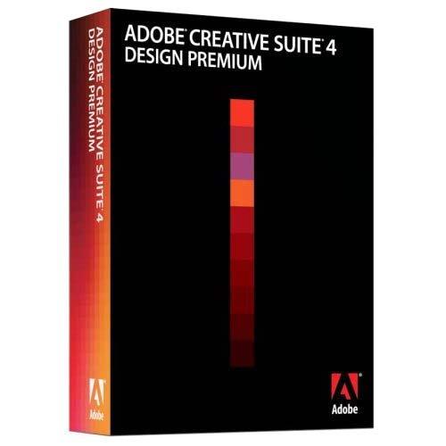 Adobe CS4 Design Premium (PC)