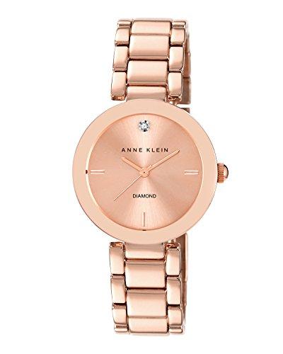 anne-klein-ak-n1362rgrg-damen-armbanduhr-chronograph-quarzuhrwerk-mit-goldfarbenem-zifferblatt-analo