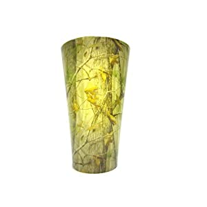 It 39 s exciting lighting 002532g battery operated vivid series camouflage conical led indoor - Battery operated indoor wall sconces ...