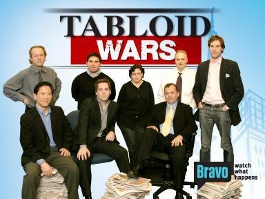 Tabloid Wars Season 1