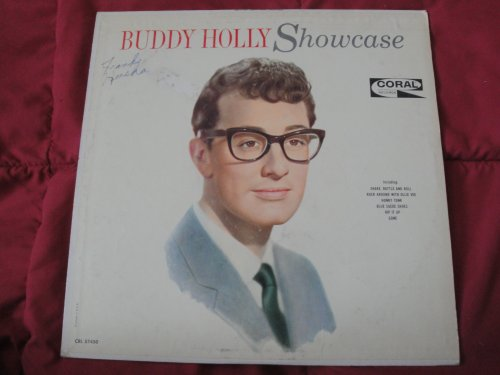 Buddy Holly - Buddy Holly Showcase - Zortam Music