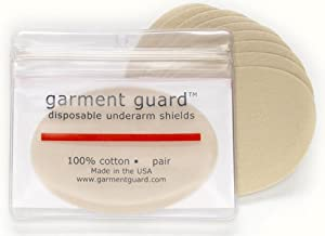 Garment Guard Underarm Dress Shields (Beige), 5 pairs