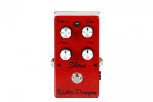 Keeler Designs Shove Distortion Promo Offer