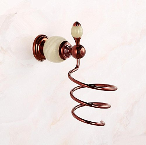 High-end fine Asciugacapelli Rack metal-bathroom accessori