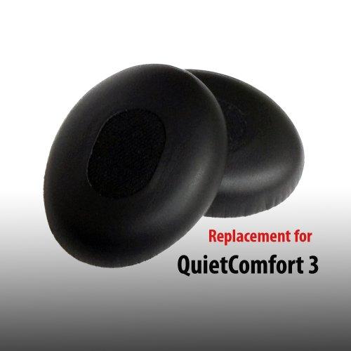 Maxinity Qc3 Ear Cushion For Bose Quietcomfort 3 Headphone - Qc3 / Oe2 Replacement Earpad