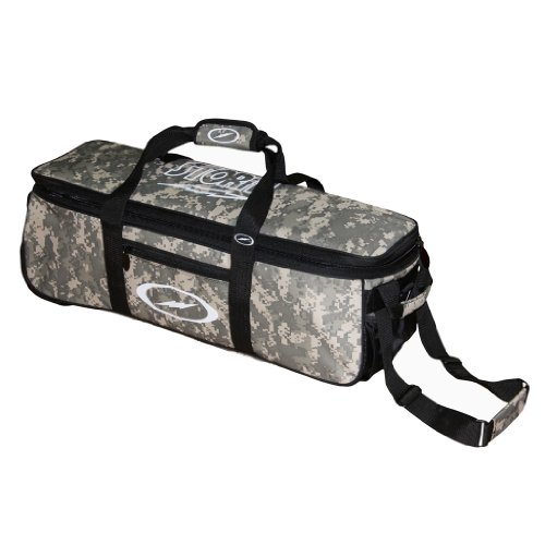 Storm Tournament 3 Ball Tote Roller Bowling Bag- No Pockets- Camouflage () front-1046191
