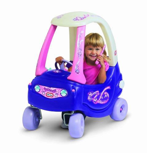Tovsolta Melikov Little Tikes Princess Cozy Coupe
