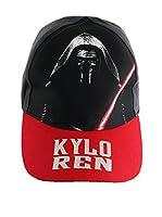 Star Wars Gorra Kylo Ren (Rojo / Negro)