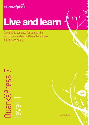 QuarkXPress 7.0 Training DVD - Level 1 (Mac/PC DVD)