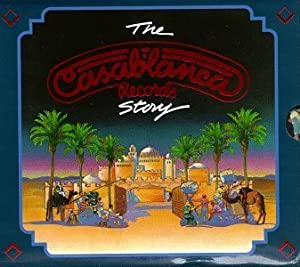The Casablanca Records Story Box set Edition by Various Artists (1994) Audio CD