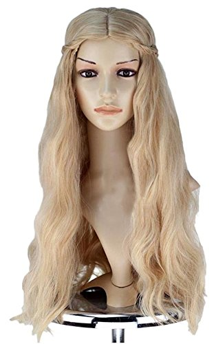 Halloween 2017 Disney Costumes Plus Size & Standard Women's Costume Characters - Women's Costume CharactersAdult Women's Deluxe Halloween Princess Aurora Wig Cosplay Gold (One Average Size)