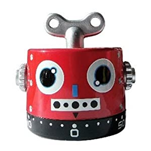 Red Robot Time-out Kitchen Baking / Cooking Timer