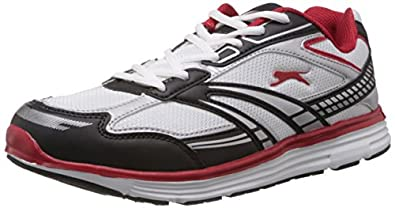 Slazenger Men's Frost Mesh Running Shoes at amazon