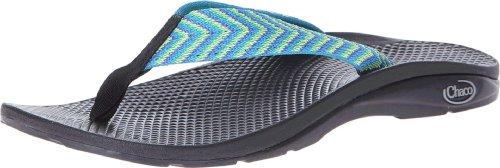 Chaco Women'S Flip Ecotread-W Sandal,Fiesta Blue,8 W Us