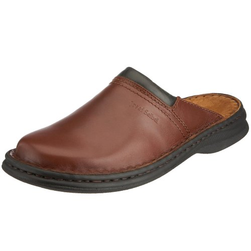 Josef Seibel Men's Max Clog Brandy 10663 37300 7 UK