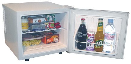 Caldura 17 litre Compact Mini Fridge (White)