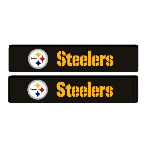 Pittsburgh Steelers NFL Seatbelt Pads at Amazon.com