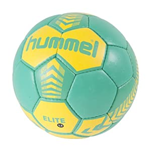Hummel Herren Ball 1.3 Elite, neon yellow/neon dark green, 3, 91-712-5158