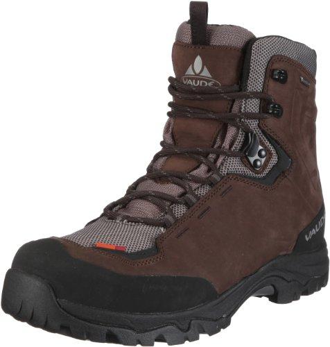 VAUDE Men's Arakan Sympatex Mid brown (Size: 42) half boots