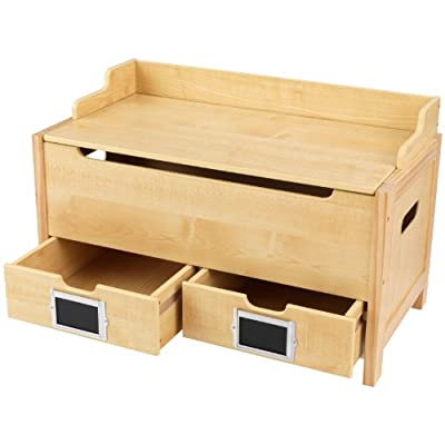 Kidkraft Hop / Skip / Jump Toy Chest 14192 Furniture (Natural)