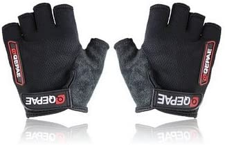 OceantreeTM Cycling Gloves Bike Bicycle Gel Gloves Silicone half finger and anti-slip full finger gl