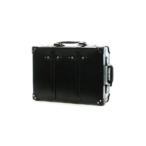 """(グローブトロッター) GLOBE TROTTER スーツケース CENTENARY 21インチ """" Trolly Case GTCNTBB21TC BLACK/BLACK [並行輸入品]"""