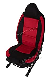 Autofact Brand Suede Buff Velvet Car Seat Covers For