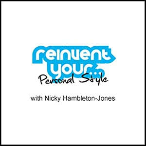 Re-Invent Your Personal Style Audiobook