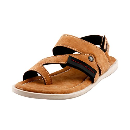 Bacca Bucci Bbme6006D Tan Men Sandals