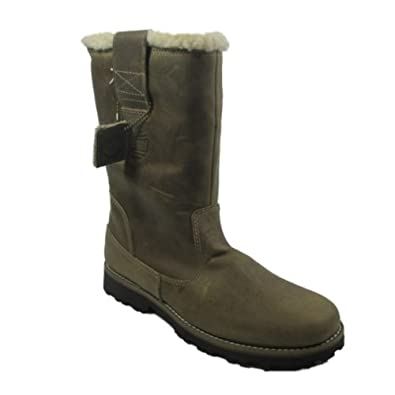 Timberland Girls Asphtrail Earth Keepers Tall Boots - Brown 12.5