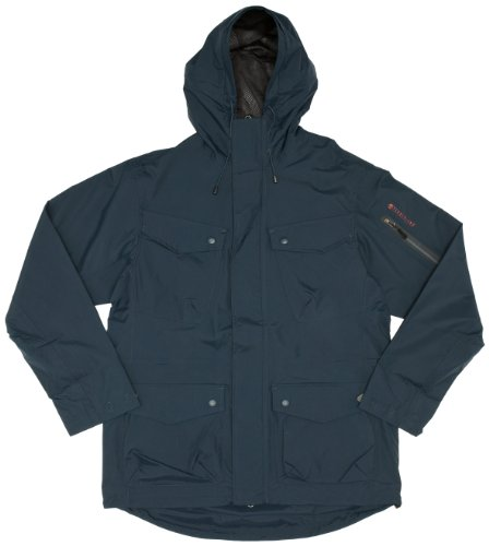 Timberland Men's Wp Shell Jacket Blue 75207-411 X-Large