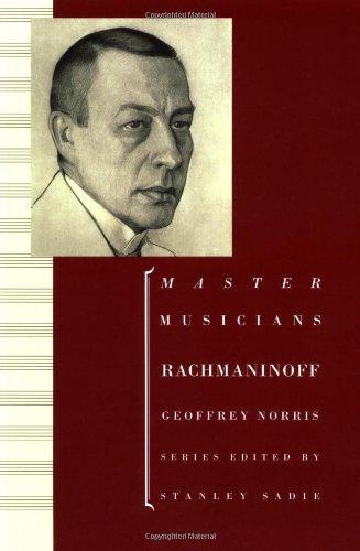 Rachmaninoff (Master Musicians Series)