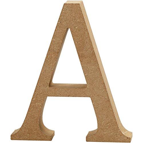 creativ-a-mdf-letter-brown-13-x-2-cm