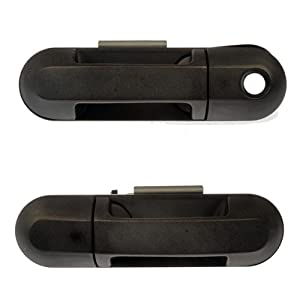 Pair of Ford Explorer, Mountaineer Front Outside Outer Exterior Door Handles