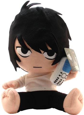 Death Note L 12-inch Plush