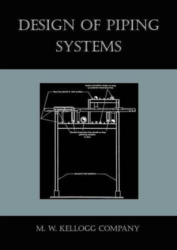 Design of Piping Systems