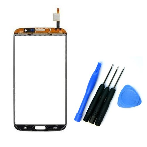 Samsung Galaxy Mega 6.3 I9200 Touch Screen Digitizer Panel Glass Lens For Replacement Assembly Free Tools