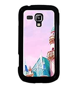 Famous Castle 2D Hard Polycarbonate Designer Back Case Cover for Samsung Galaxy S Duos 2 S7582 :: Samsung Galaxy S Duos II