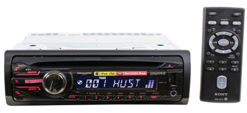 this deals sony xplod cdx gt56uiw w usb aux detachable panel car cd mp3 player works with