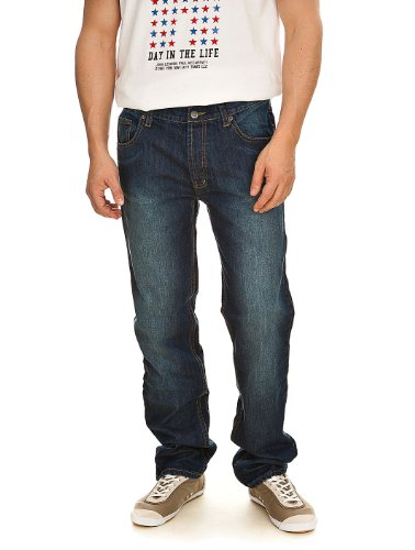Jeans Five Acid Scraping Cheap Monday W29 L32 Men's