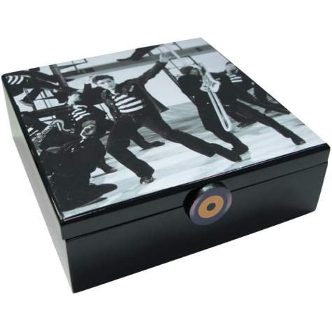 Elvis Presley Jailhouse Rock Music Box