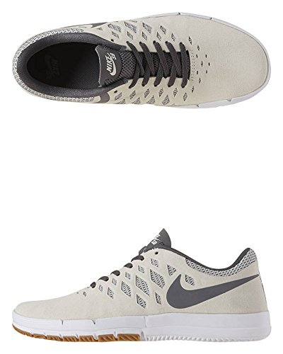 Nike SB Free Skate Shoe - Mens Sail/White/Cool Grey, 10.5 (Cool Skate Shoes compare prices)