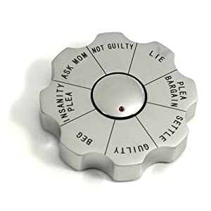 Bey-Berk Legal Decision Maker Paperweight