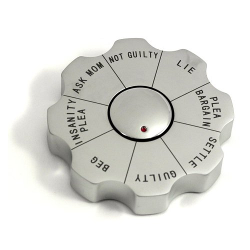 Legal Lawyer Decision Maker Office Desk Paperweight