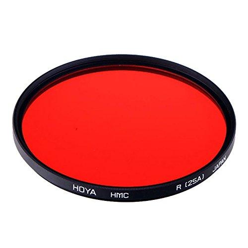 Hoya HMC 25A Filtre rouge pour Lentille 62 mm