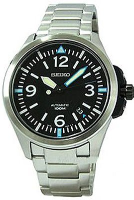 Seiko Men&#8217;s Watches Casual SRP025K1 &#8211; 2