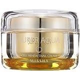 [Missha] Super Aqua Cell Renew Snail Cream / 47ml.