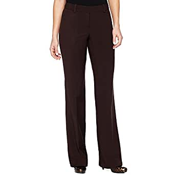 Amazon com worthington modern fit pants clothing