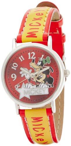 Disney Disney Analog Multi-Color Dial Boy's Watch - MSFR231-13C (Multicolor)
