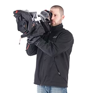 Kata KT PL-VA-801-15 Video Rain Cover for Camcorders like Sony F3, EX1R, Canon XF300, etc.; manu. price = $109.88